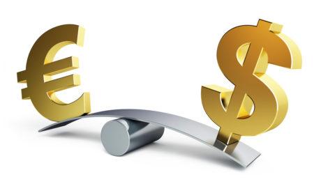 Ce direcție va lua EUR față de USD în 2018