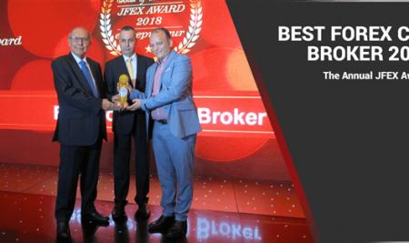 Tickmill a fost premiat cu Cel Mai Bun CFD Broker Forex în 2018