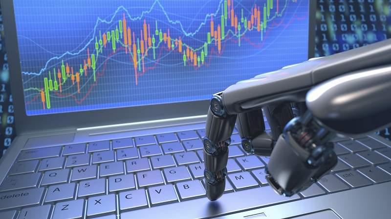 tranzacționarea robotului pe niveluri)