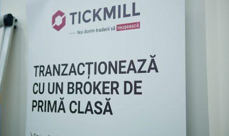 Tickmill scrie despre Conferința de Trading 2019 din Chișinău
