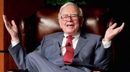 Warren Buffett și 122 miliarde de dolari în numerar
