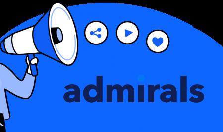 Rebranding Admiral Markets în Admirals