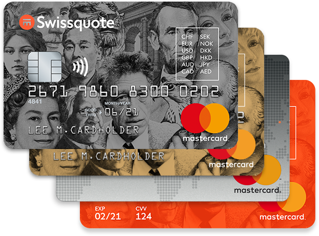 swissquote bank cards